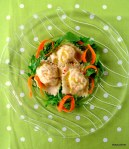 smoked salmon and cream cheese ravioli